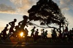 The Old Mutual Two Oceans Ultra Marathon in Cape Town, South Africa