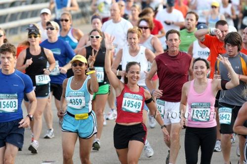 2009 Virgina Beach Rock-n-Roll Half Marathon